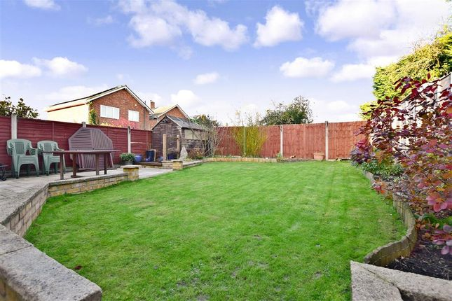 Rear Garden of Stainer Road, Tonbridge, Kent TN10