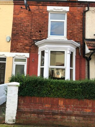 2 bed terraced house to rent in Glebe Road, Cleethorpes DN35
