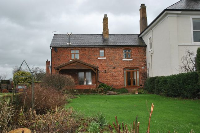 Thumbnail Cottage to rent in Shrewsbury Road, Wem, Shropshire