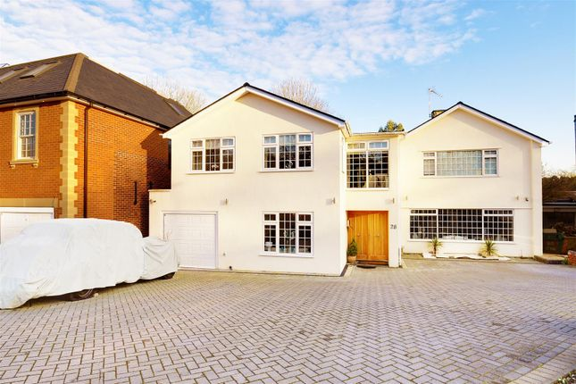 5 bed detached house for sale in Broadgates Avenue, Hadley Wood