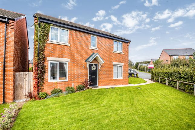 Thumbnail Detached house for sale in James Clarke Road, Winsford