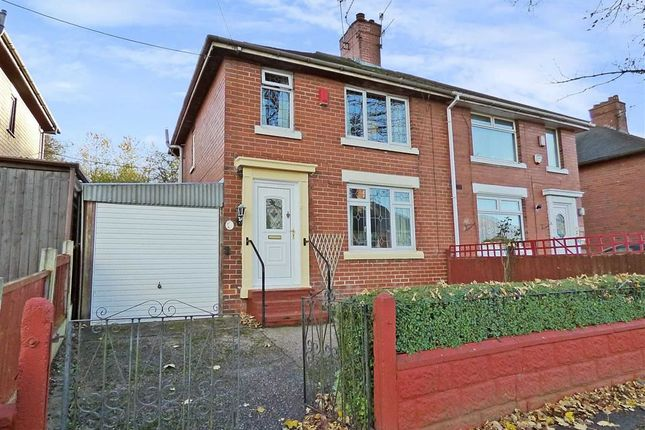Thumbnail Semi-detached house for sale in Ballinson Road, Blurton, Stoke-On-Trent