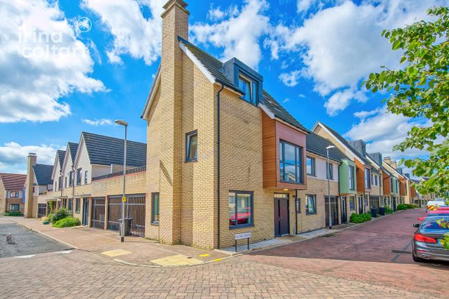 Thumbnail End terrace house for sale in Altius Chase, Colchester