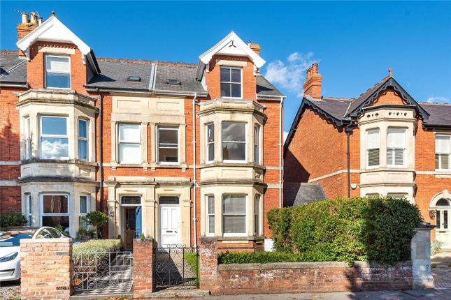 Thumbnail End terrace house for sale in Westlecot Road, Swindon, Wiltshire