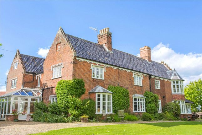 Thumbnail Detached house for sale in Cromer Road, Mundesley, Norwich, Norfolk