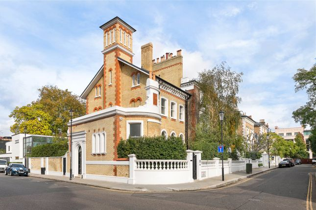 Thumbnail Semi-detached house for sale in Carlyle Square, London