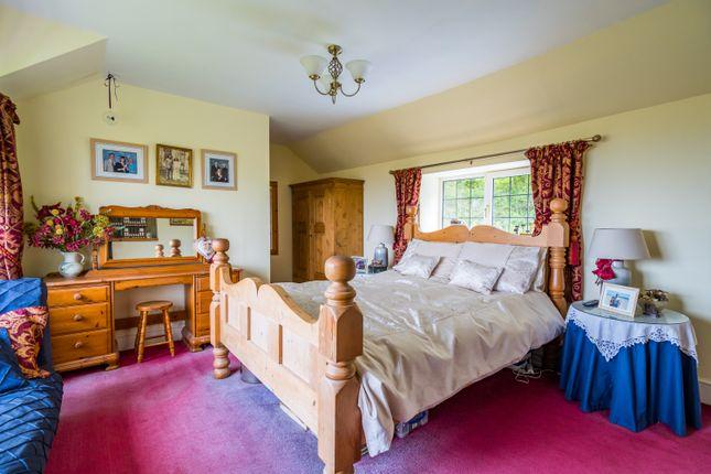 Master Bedroom of Landimore, Gower, Swansea, Wales SA3
