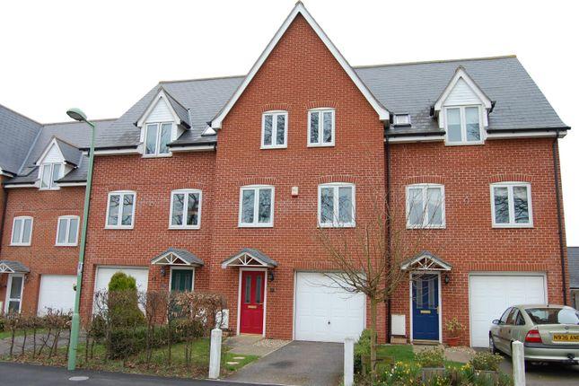 Thumbnail Town house to rent in Walnut Tree Avenue, Rendlesham, Woodbridge