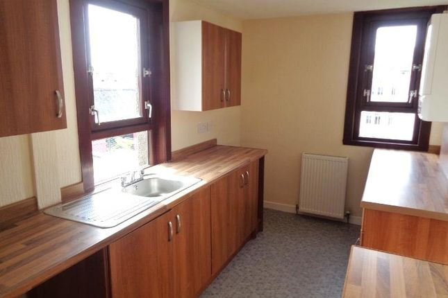 Thumbnail Flat to rent in Parkhill Terrace, Commercial Road, Leven