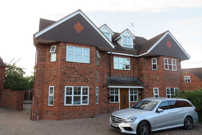 Thumbnail Detached house to rent in The Green, Milford, Stafford