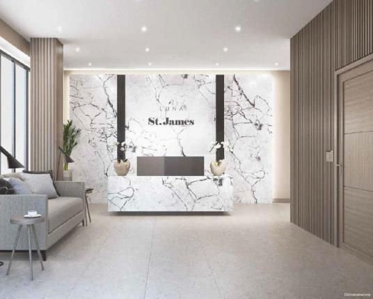Thumbnail Flat for sale in 12 St James Road, Brentwood, Essex