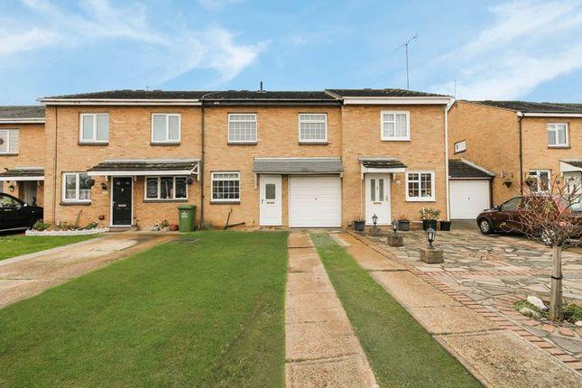 Thumbnail Terraced house for sale in Chenies Drive, Basildon