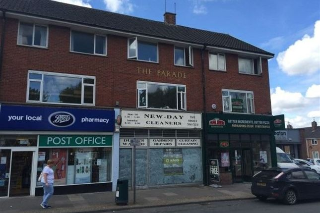 Thumbnail Flat to rent in Colman Road, Norwich