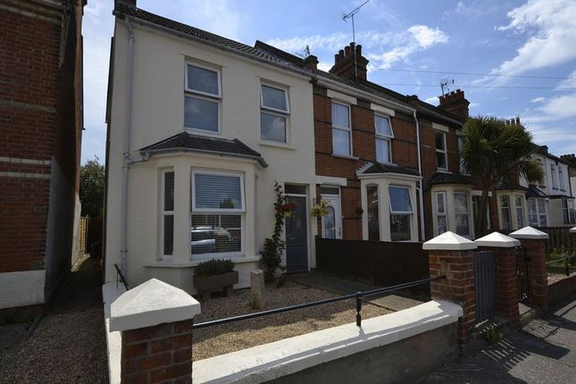 Thumbnail Terraced house to rent in The Close, Warwick Road, Clacton-On-Sea