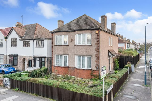 Detached house for sale in Southwood Road, New Eltham, London
