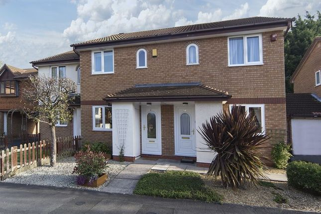 Thumbnail Terraced house for sale in Coney Green Way, Wellington, Telford, Shropshire