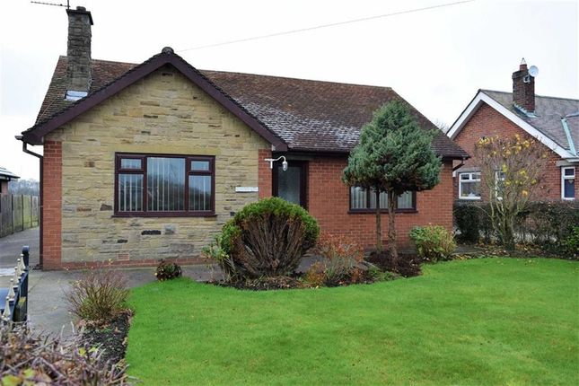 Thumbnail Detached bungalow to rent in Lancaster Road, Out Rawcliffe, Preston