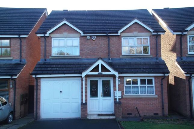 Thumbnail Detached house to rent in Birmingham Road, Marlbrook, Bromsgrove