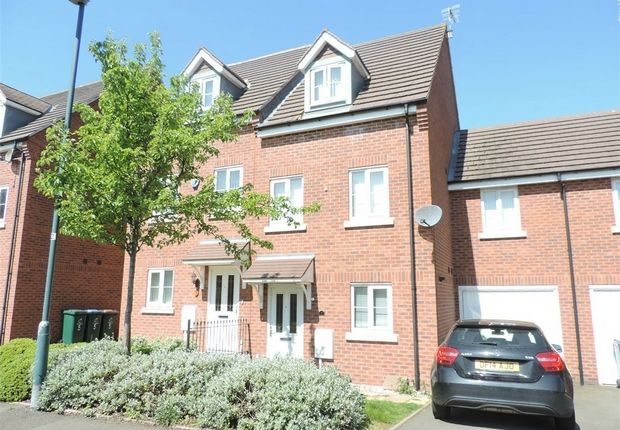 Thumbnail Semi-detached house to rent in Seashell Close, Allesley, Coventry, West Midlands