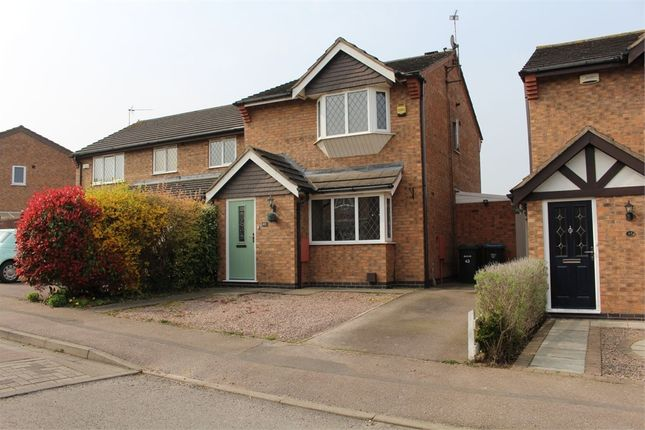 Geveze Way, Broughton Astley, Leicester LE9