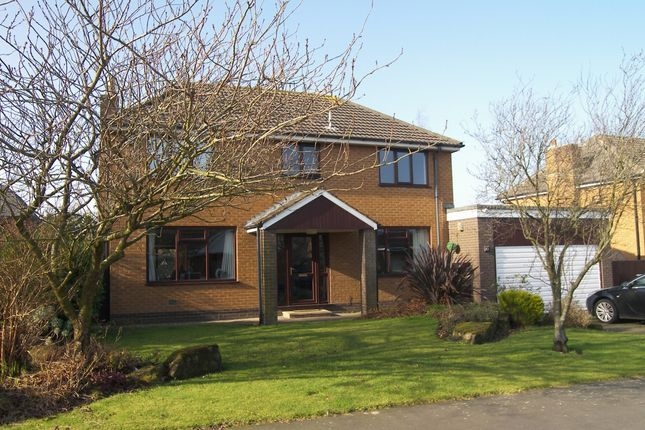 Thumbnail Detached house to rent in Willow Drive, Wrea Green, Preston