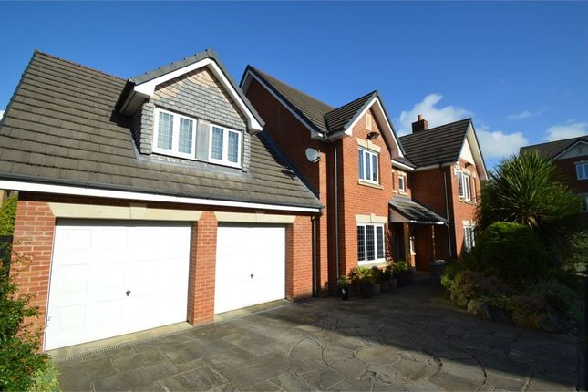 Thumbnail Detached house for sale in Heythrop Close, Whitefield, Manchester
