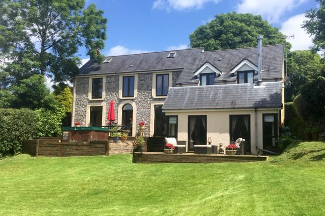 Thumbnail Detached house for sale in Highfield House, 44 Bishopston Road, Bishopston, Swansea