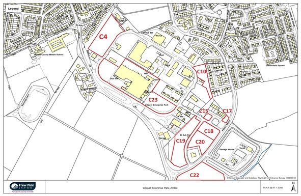 Industrial for sale in Coquet Enterprise Park, Amble Industrial Estate, Amble