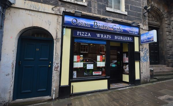Thumbnail Restaurant/cafe for sale in South College Street, Edinburgh