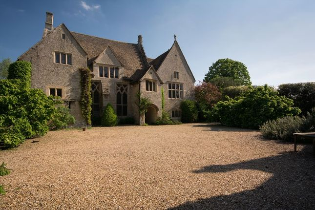 Thumbnail Detached house for sale in Northborough, Peterborough, Cambridgeshire