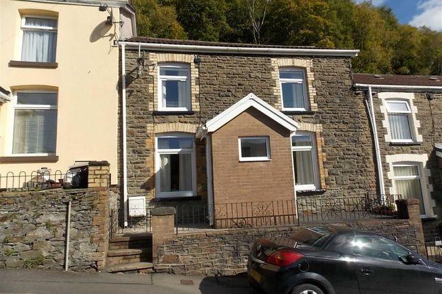 Thumbnail Terraced house for sale in Llanwonno Road, Pantygraigwen, Pontypridd