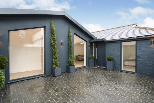 Thumbnail Bungalow for sale in Westbourne, Bournemouth, Dorset