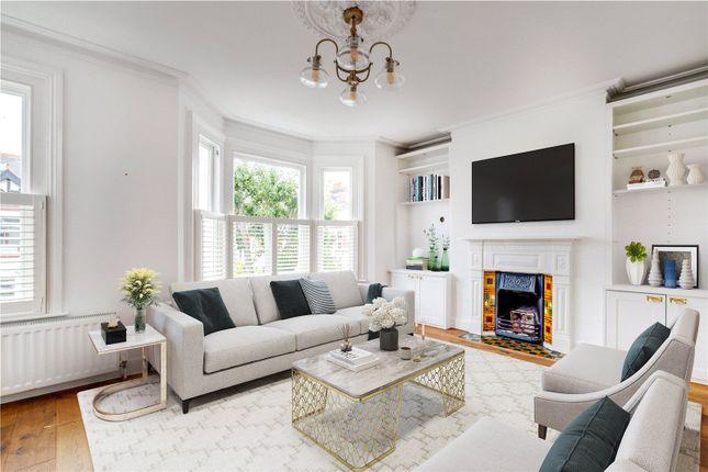3 bed flat for sale in Langthorne Street, London SW6