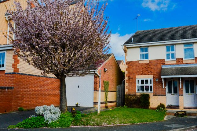 2 bed semi-detached house for sale in Gartrice Gardens, Halfway, Sheffield