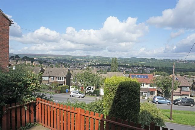 View From Patio of St Quentin Rise, Bradway, Sheffield S17