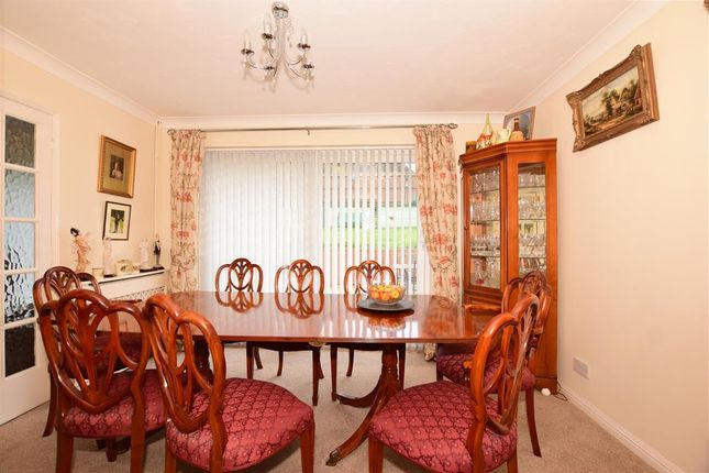 Dining Room of Abbotts Close, Rochester, Kent ME1
