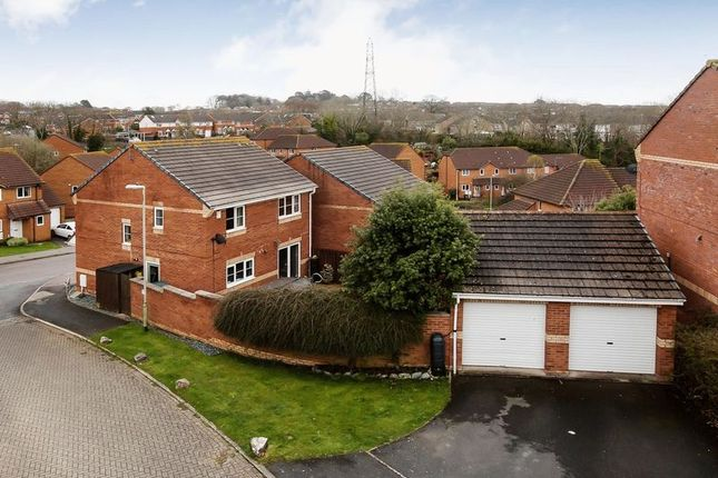 Thumbnail Detached house for sale in Byron Way, Exmouth
