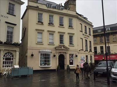 Thumbnail Retail premises for sale in 2 Terrace Walk, Bath
