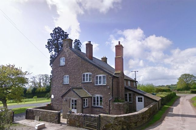 Thumbnail Property to rent in Rowlestone, Hereford