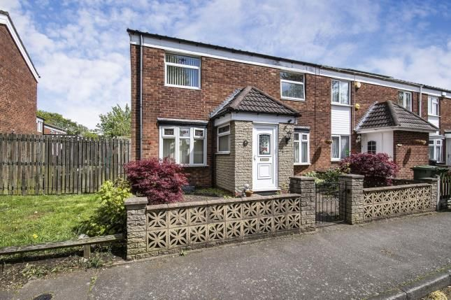 3 bed end terrace house for sale in Box Road, Chelmsley Wood, Birmingham, West Midlands