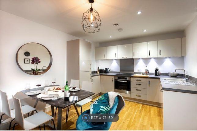 Kitchen of Trinity Street, Plymouth PL1