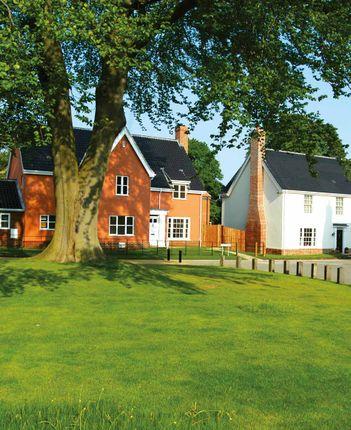 Thumbnail Semi-detached house for sale in Butterfield Meadow, Hunstanston, Norfolk