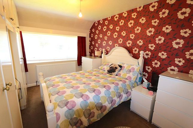 Bedroom Two of Barry Drive, Kirby Muxloe, Leicester LE9