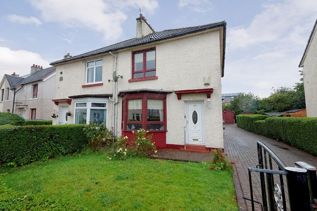 Thumbnail Semi-detached house for sale in Arran Drive, Mosspark, Glasgow