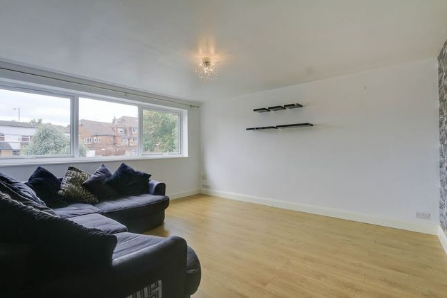 Thumbnail 2 bed flat to rent in Maybury Close, Burgh Heath