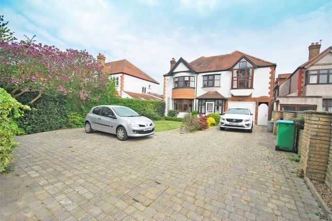 Thumbnail Detached house to rent in Strawberry Vale, Twickenham