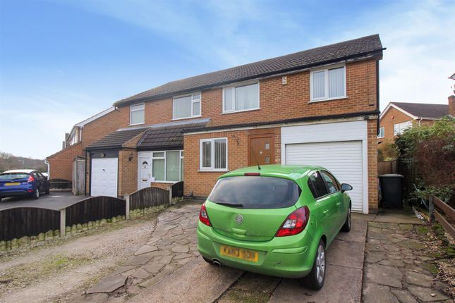 Thumbnail Semi-detached house for sale in Washington Drive, Stapleford, Nottingham