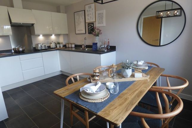 Thumbnail Semi-detached house for sale in Harrier Way, Hardwicke, Gloucester