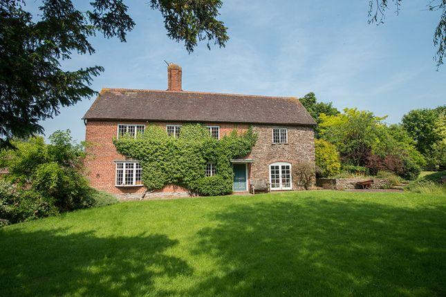 Thumbnail Farmhouse for sale in Bockleton, Tenbury Wells