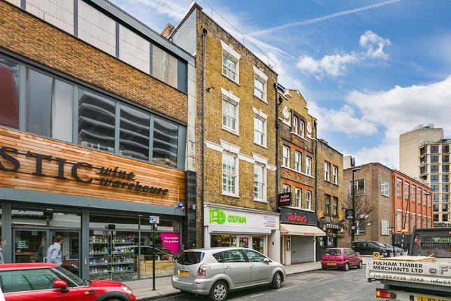 Thumbnail Block of flats for sale in Drury Lane, London